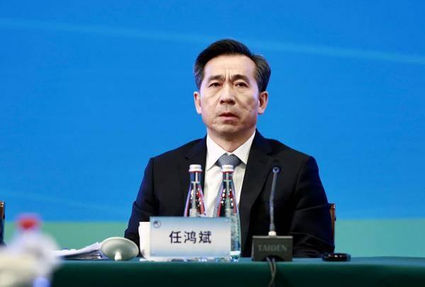 商务部部长助理任鸿斌:中国将继续扩大能源对外开放