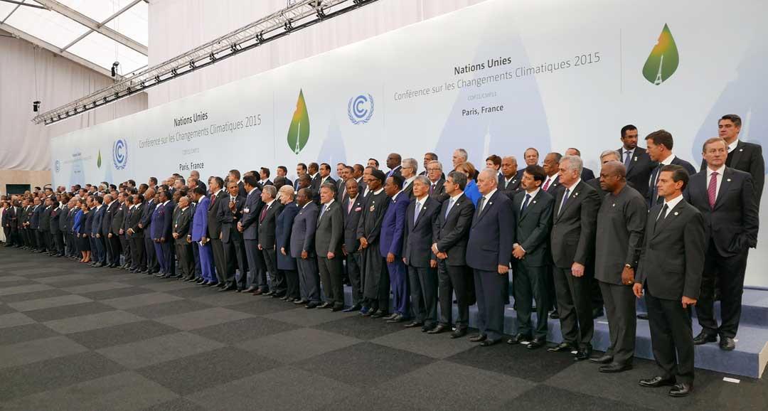 美国退出巴黎气候协定引发多方不满