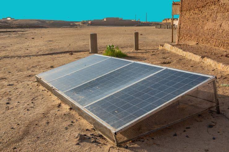 西非國家計劃到2030年將30%的電力來自太陽能
