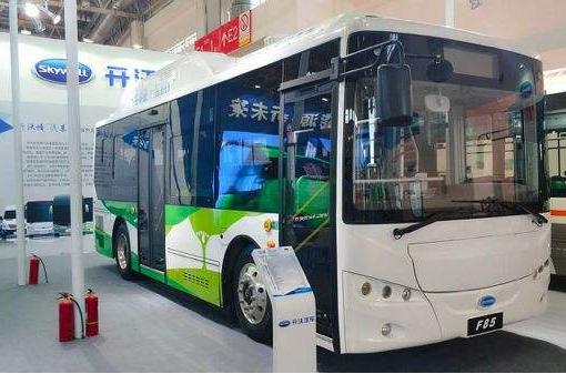 福州首批燃料电池公交将于近期上线运营  地方补贴降到国家补贴的15%
