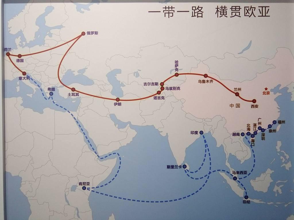 """国家电网:同心共筑""""一带一路""""中国梦"""