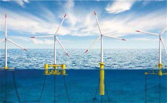 全球最大浮式海上風場即將投入運營