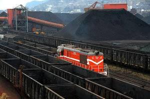 10月份大秦线完成煤炭运输量3664万吨 同比增长5.80%
