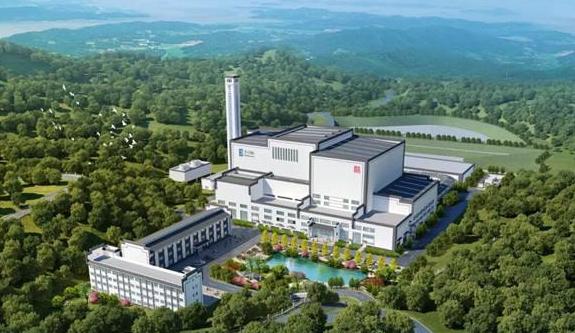 贵州德江生活垃圾焚烧发电厂点火正式运营
