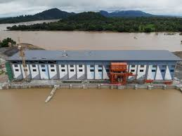 老挝东萨宏水电站全部机组进入商业运行