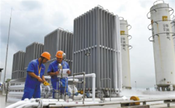 保障民生供暖 中油國際管道公司系統部署冬供輸氣工作