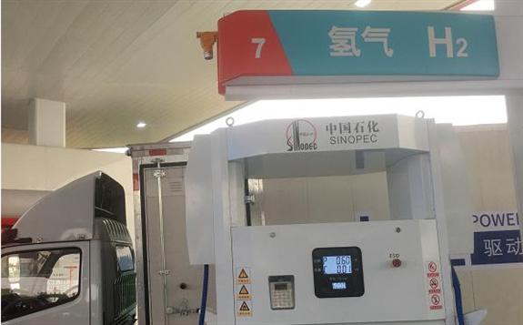 上海油氢合建站开始试运行