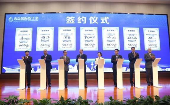 青島國際院士港將打造萬輛級氫燃料車示范項目