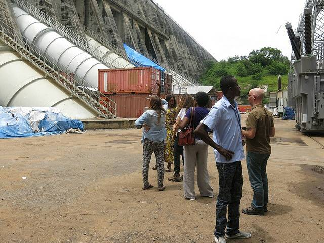 拟议140亿美金,安哥拉将从刚果大印加水电站收购5000MW电能