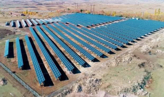 蘇美達輝倫助力亞美尼亞單體最大光伏電站建成并網