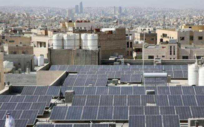 约旦启动住宅太阳能系统补贴计划