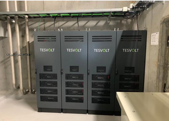 Tesvolt企业为挪威鲑鱼养殖场部署电池新浦京系统