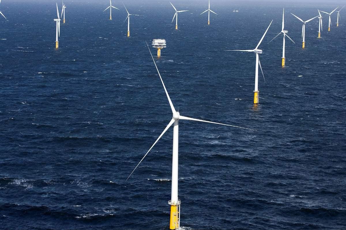 中國、英國和德國將在2019-2030年期間引領全球海上風電設施建設