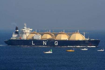 西班牙9月份成为美国最大液化天然气进口国