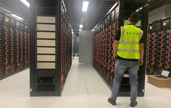"""派能首个1.8MW """"Li-POWER IDC""""数据中心储备电解决方案成功商用"""