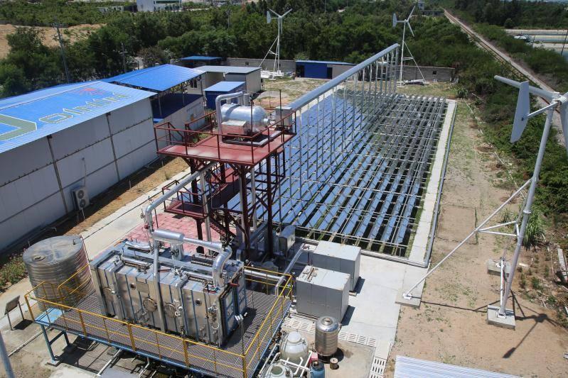 太阳能光热低温多效海水淡化技术入列《国家鼓励的工业节水工艺、技术和装备目录》