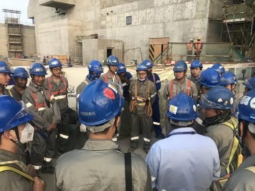 华龙一号海外首堆工程K2机组二回路联合水压试验圆满完成