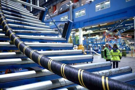 全球海上风电四年内对海底电缆的全球市场规模将增长57%