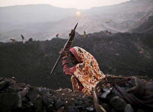 印度煤炭公司5年内将新建55座煤矿 并对现有193座煤矿扩建