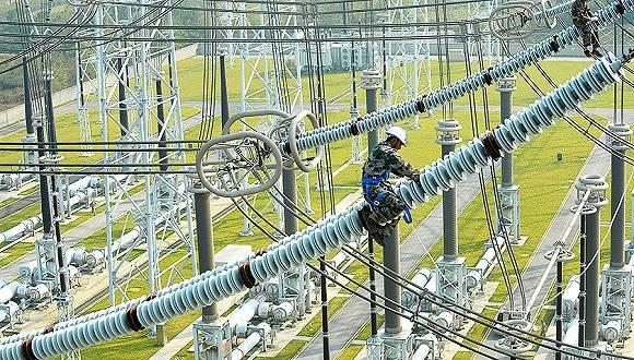 """我国没有""""美英式""""大停电,中国电网可靠、稳定的秘密是什么?"""