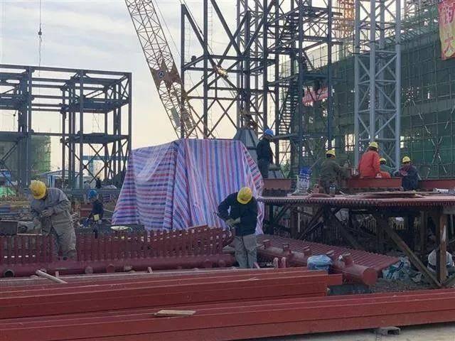 湖北孝昌县垃圾焚烧发电项目进展顺利建设有序