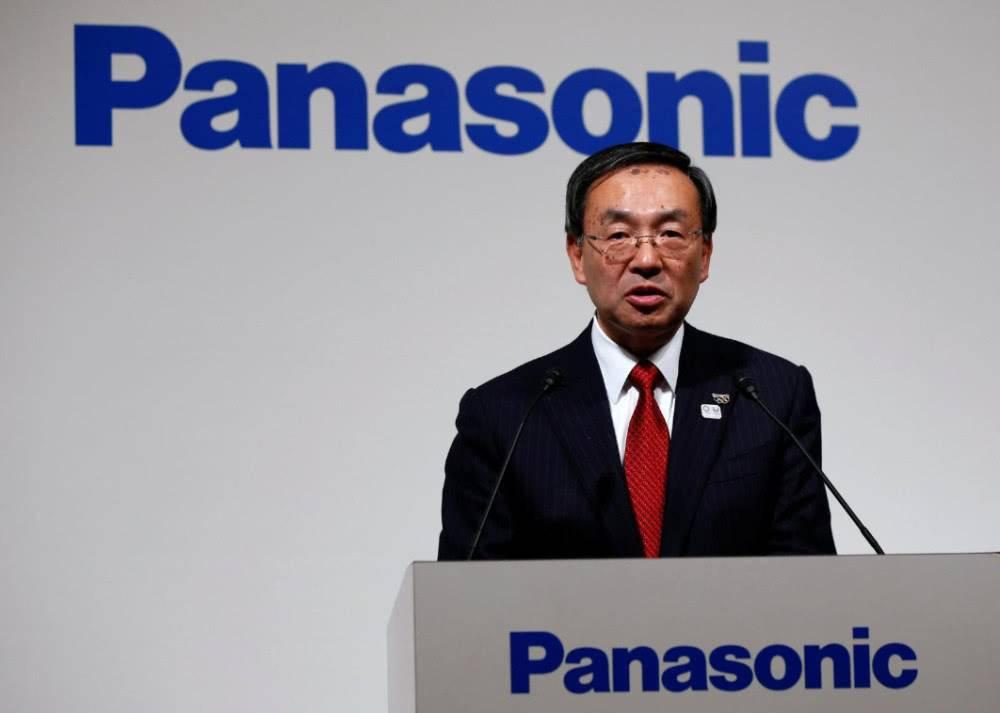 松下CEO:没有计划为特斯拉在中国建电池厂