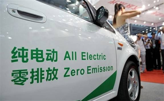 313亿!财政部提前发放新能源汽车补贴!