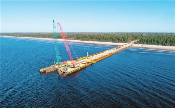 俄罗斯积极开拓新天然气市场