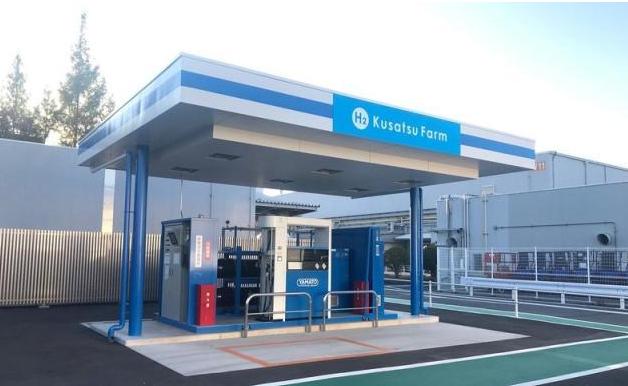 日本松下 加氢站