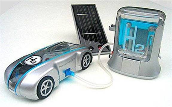 百利科技重力打造氫燃料電池核心材料產業集群