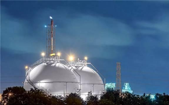 中国和以色列企业联营体与英国企业签署天然气长期采购协议