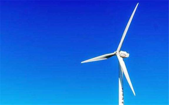 河北工程公司承建山西灵丘风电示范项目