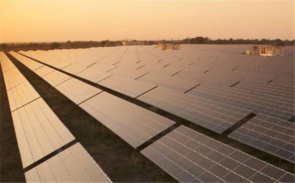 世界最大太陽能發電廠將于2019年底全面投產