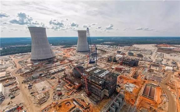美国沃格特勒核电厂扩建项目取得重大进展
