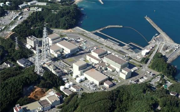 日本东北电力公司运营的女川核电站2号机组有望重新启动