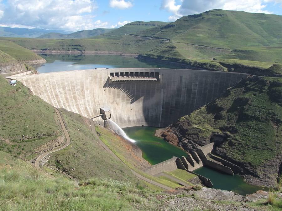 非洲莱索托Polihali大坝建设项目开始启动
