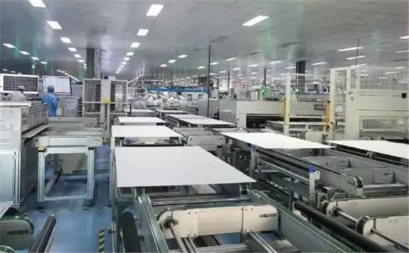 腾晖泰国组件产能加速迈向2GW