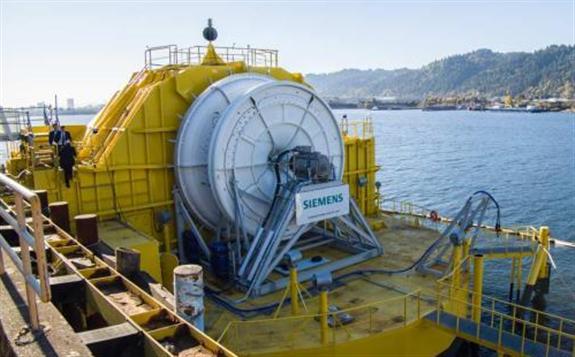 新型的波浪能發電設備將首次接入夏威夷電網