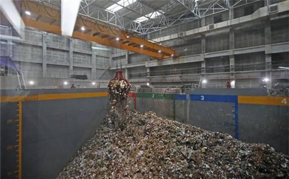 总投资7.5亿元!用地面积8万平方米!福建漳州北部垃圾焚烧发电厂开工!