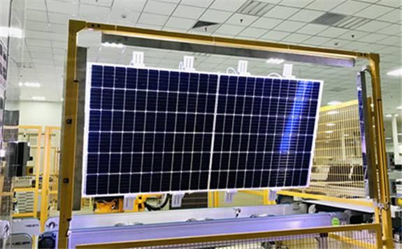 走進全球最大單晶硅光伏企業 聚焦光伏產業高質量發展