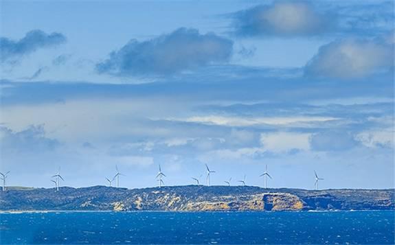 中国风电累计并网装机已超2亿千瓦