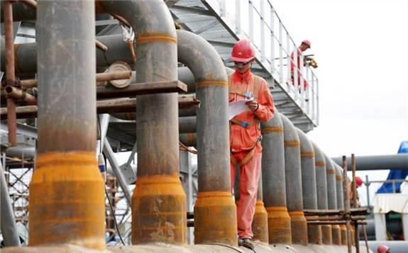 """全球最长 工程总价超过4000亿美金 中俄""""世纪工程""""将通气"""
