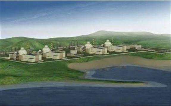 土耳其阿库尤1号机反应堆压力容器顶盖焊接完成