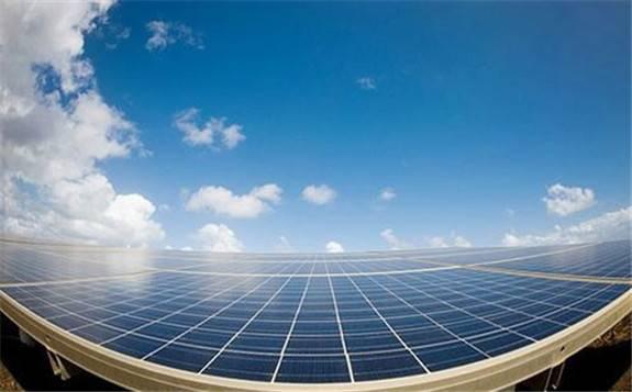 国内首个天然气门站光伏发电项目在保定落户
