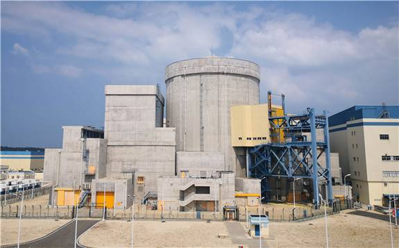 """装料在即! """"华龙一号""""全球首堆完成首炉核燃料接收"""