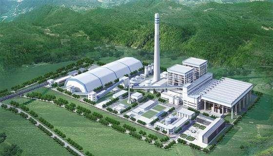 安徽省阜阳市2X350MW低热值煤综合利用发电项目
