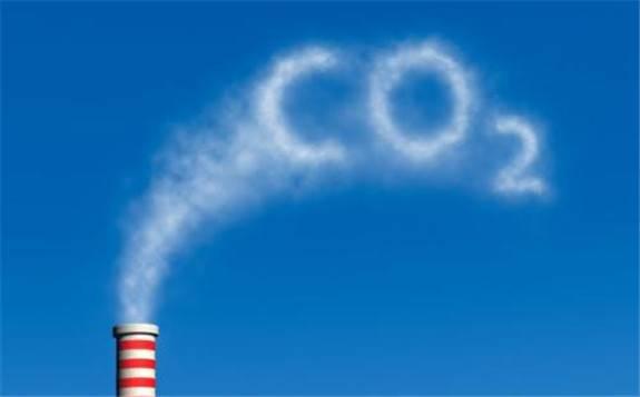 全球二氧化碳排放量增速趨緩