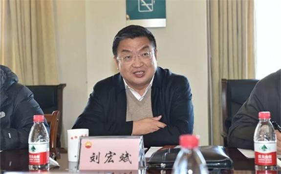 中石油董事刘宏斌出任中石化副总经理