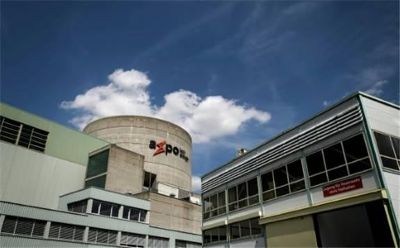 瑞士最古老核电站运营50年 环保机构呼吁立即关闭