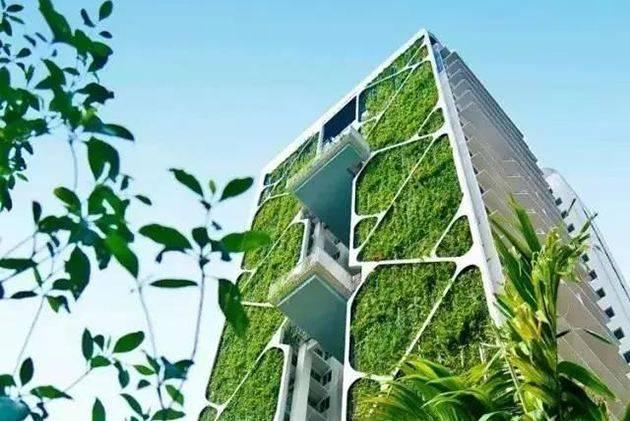 绿色建筑新定义更关注人与环境的关系  能效先行!